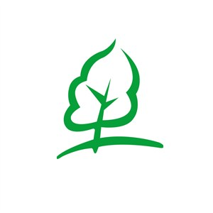 家具地产行业树logo标志