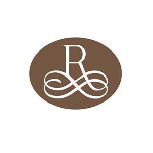 R高级酒店logo设计