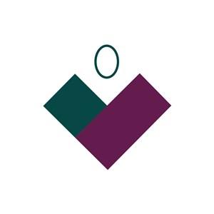 商务贸易简约logo标志