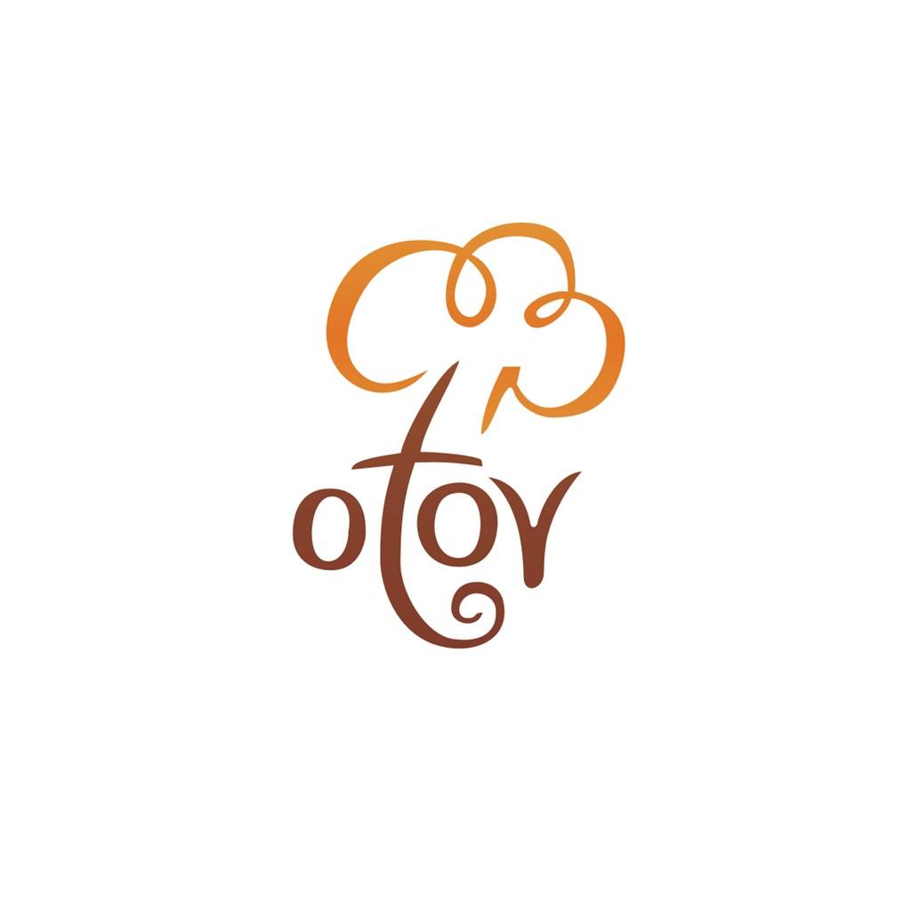 马达英文logo标志设计