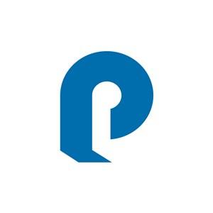 金融機構P字logo標志