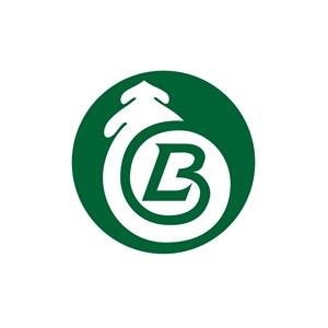酒店旅游B字logo標志