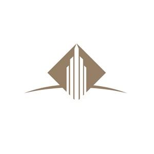 家居地产建筑logo标志