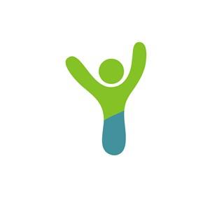 家居行业人物logo标志