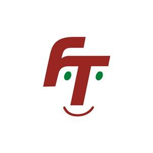 FT笑脸食品标志设计