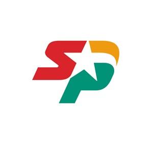 商务贸易SP标志logo