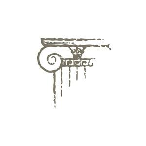 家具地产罗马柱logo标志