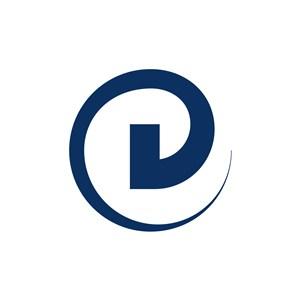 网络科技行业e字logo标志