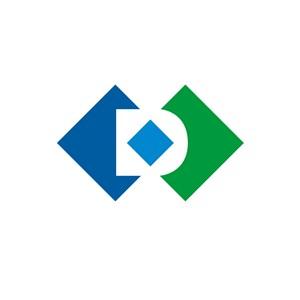 金融機構D字logo標志