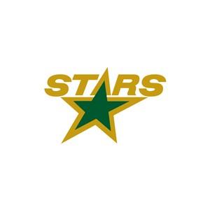 电子机械星星logo标志