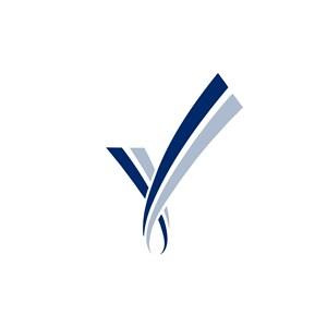 家居地產X字logo標志