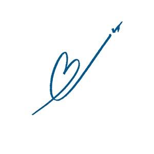 飞机心旅游公司logo