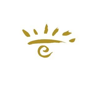 设计传媒E字logo标志