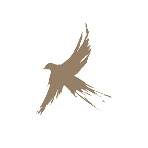 飞鸟设计传媒公司logo