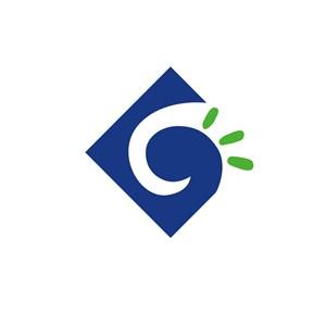 商務貿易尾巴logo標志