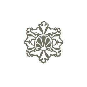 花朵美容医疗标志设计