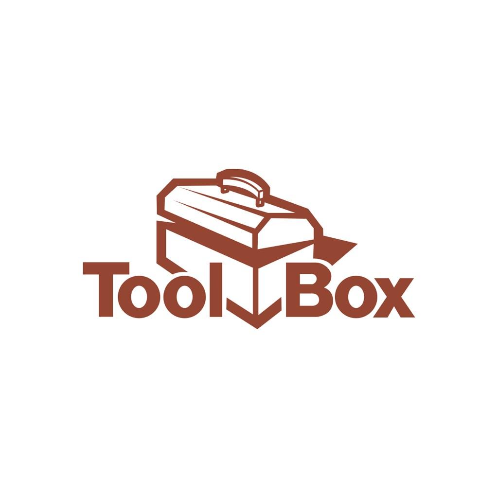 网络科技tool box箱子logo标志