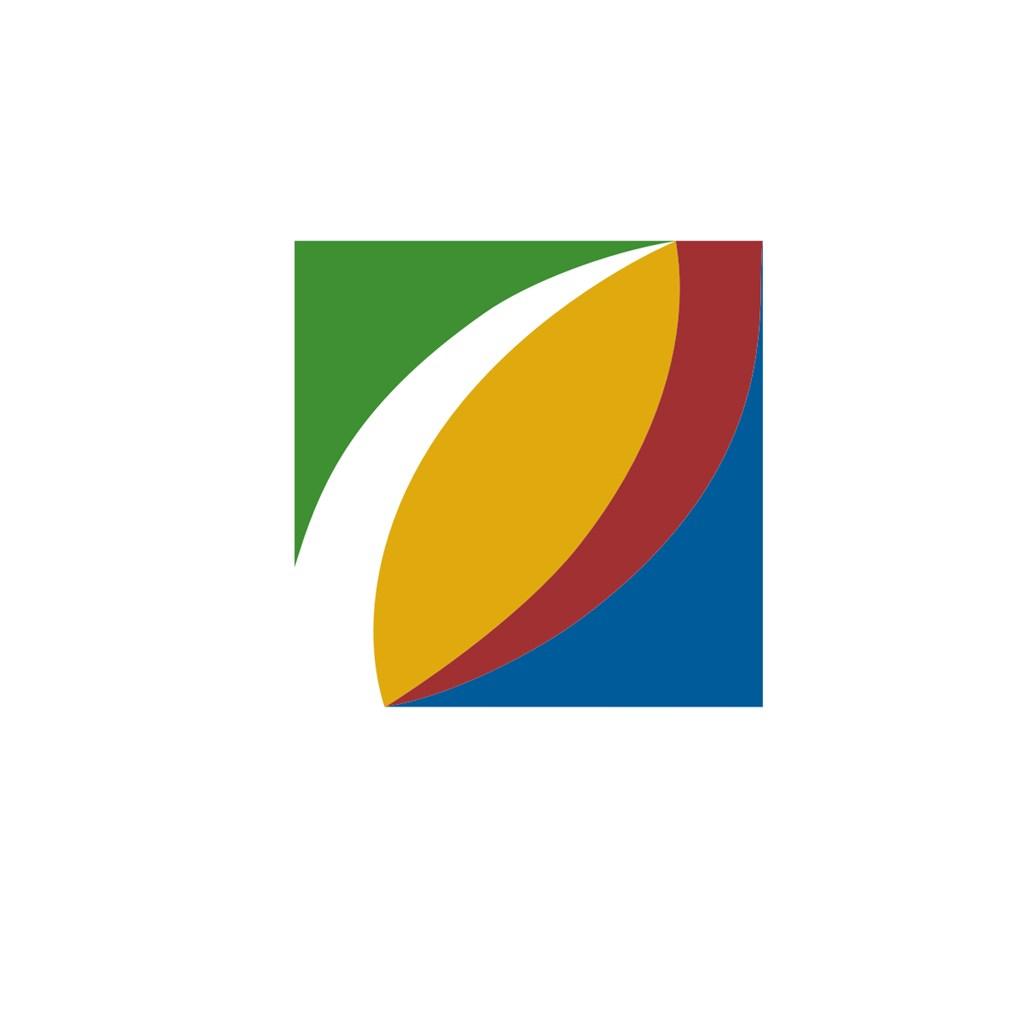 网络科技叶子logo标志