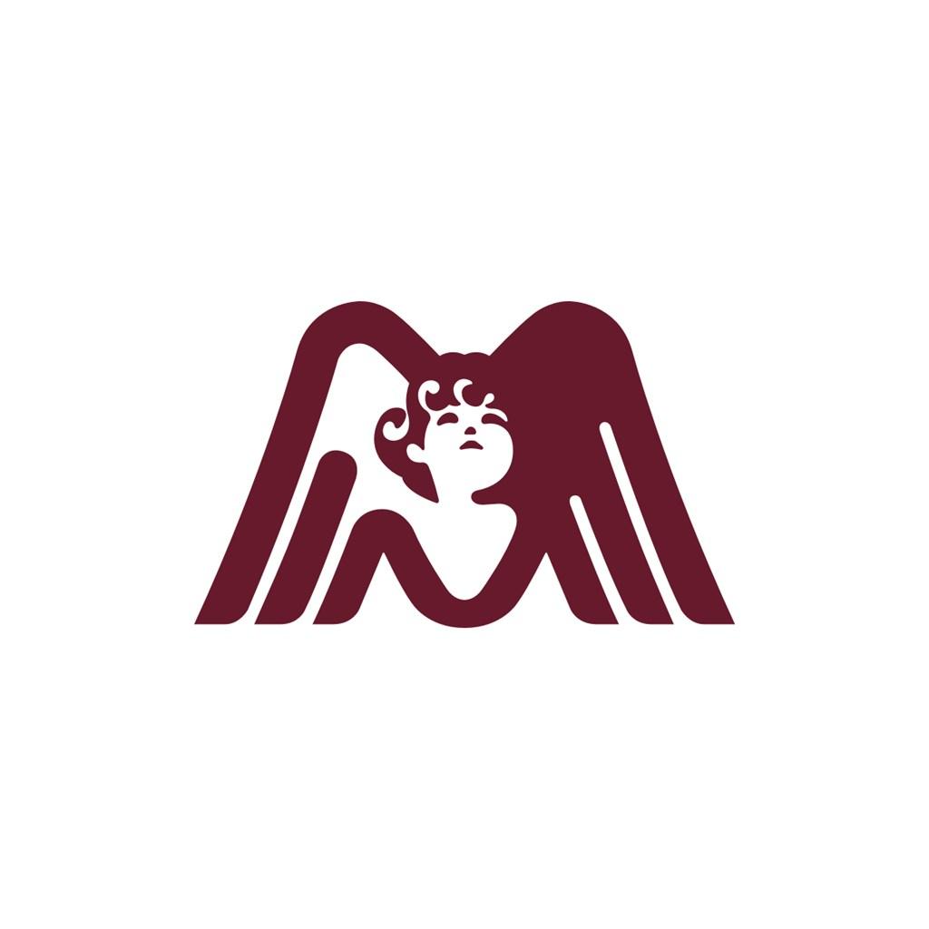 M天使美容医疗标志设计