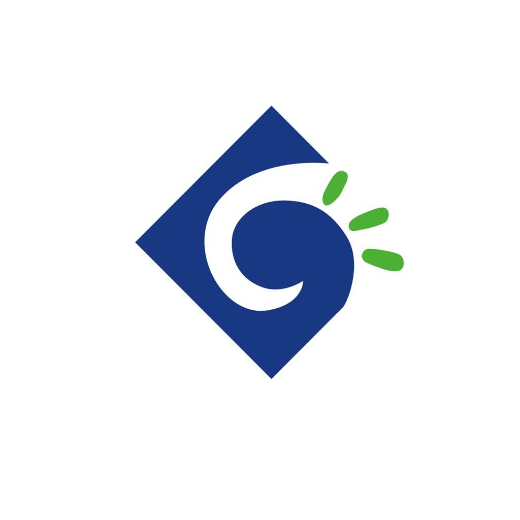 商务贸易尾巴logo标志