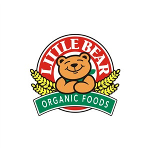 小熊啤酒标志设计
