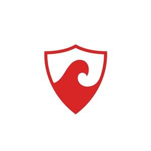 波浪家居地产logo