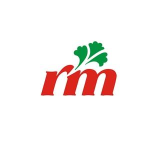 RM银杏叶食品logo设计