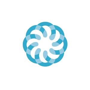 圆环LOGO标志素材