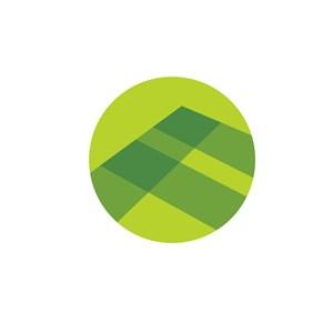 科技公司简约LOGO素材图标