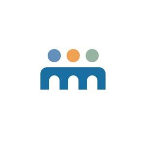 M人物玩具品牌logo设计
