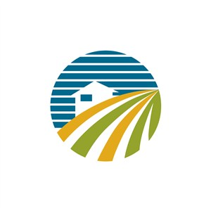 乡村山庄酒店旅游logo设计