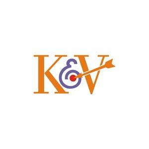 KOV箭靶设计传媒公司logo