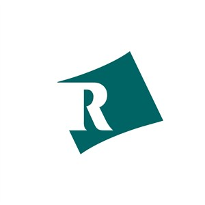 R设计传媒公司logo设计