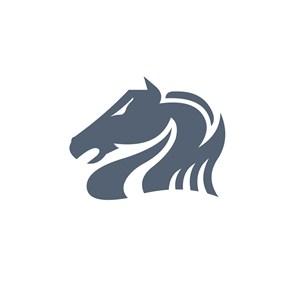 马图案设计传媒logo
