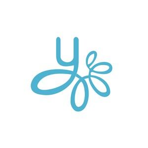 字母y創意標志設計