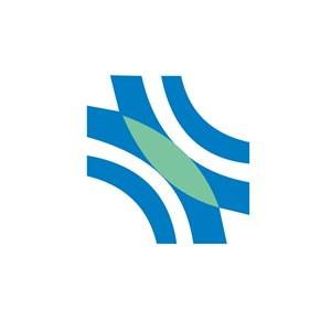 水纹教育机构LOGO设计素材