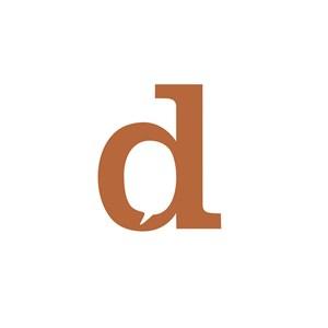 字母d标志设计素材