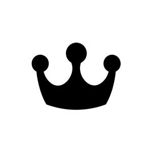 皇冠图案logo素材设计