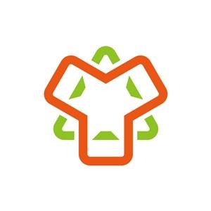 彩色互聯網矢量logo圖標素材下載