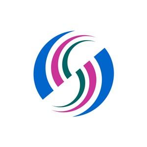 彩色餐飲矢量logo圖標素材下載