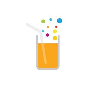 食品公司logo設計--飲料logo圖標素材下載