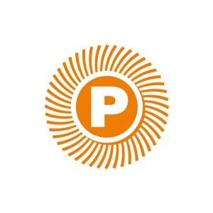 运动品牌logo设计--太阳logo图标素材下载