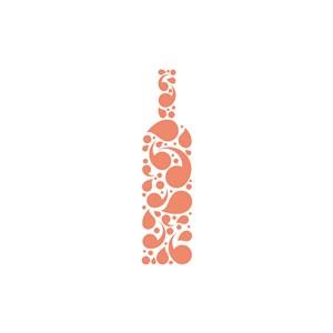 家居logo设计--瓶子logo图标素材下载