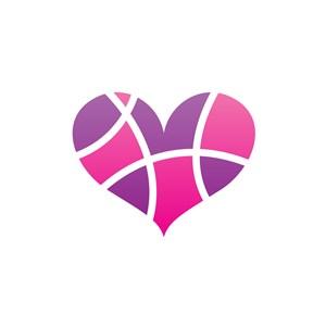 爱心logo设计logo图标素材下载