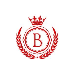 字母皇冠矢量logo图标素材下载