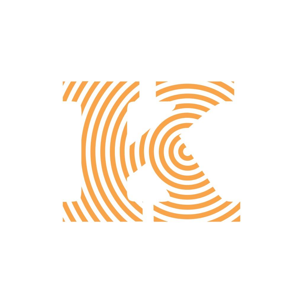 K字母标志设计素材下载