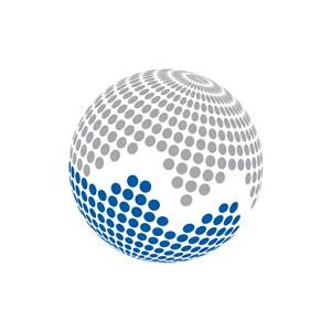 立体球形矢量图logo图标素材下载
