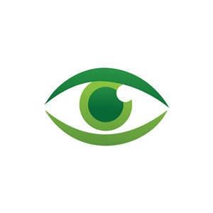 设计传媒logo设计--眼睛logo图标素材下载