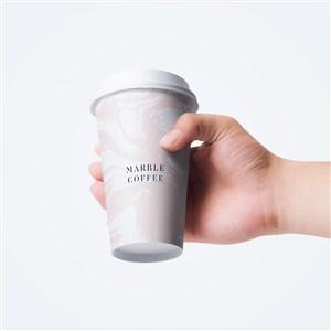 纸杯样机贴图
