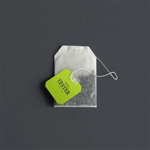 茶包包装贴图